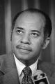 Mayor Richard Arrington, the first African American mayor of Birmingham, Alabama.