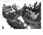 American Medical Association Doctors Meet with President Nixon