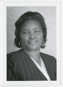 Unknown African American Boardmember Denton Municipal Collection