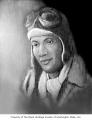 Painting of Sam Bruce, ca. 1943 by artist Al Doggett