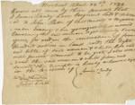 Bill of sale for female slaves