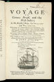 A voyage to Guinea, Brasil and the West Indies