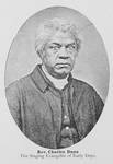 Rev. Charles Dunn The singing Evangelist of early days
