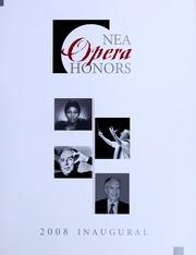 NEA opera honors