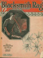 "Blacksmith rag : with the ""Anvil Chorus"""