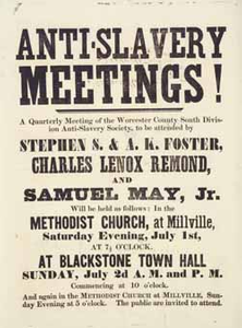 Anti-Slavery Meetings!