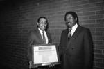 Black Business Association honoring the WAVE newspaper, Los Angeles, 1985