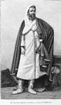 El hadj Abd El - Kader Ould Bakar, l' envoyé de Tombouctou