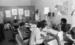 Voter Registration Classes, Los Angeles, 1972