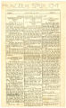 Lincoln Spotlight, Volume I, Number X, Lincoln High School, Esko, Minnesota