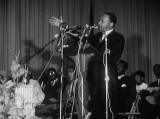 Martin Luther King speech in Charleston, SC 1967--outtakes