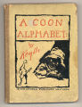 A coon alphabet (cover)