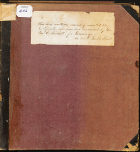 Certificates of Disability for Enlisted Men Examined by Dr. George E. Brickett