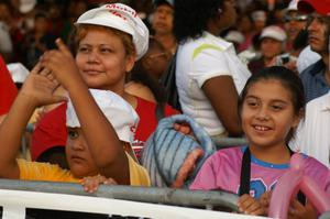 Family Enjoys Their Time at a Back to School Fair in Dallas, Texas