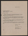Correspondence 1912-1969. Alabama. (Box 5, folder 36)