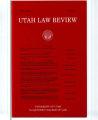 Utah Law Review 2005 Number 3