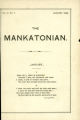 The Mankatonian, Volume 10, Issue 7, January 1899