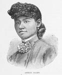 Amelia Allen. Educator