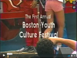 Massachusetts Rock Against Racism's first Boston Youth Culture Festival, 1984 August 19