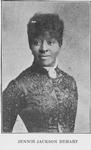 Jennie Jackson DeHart