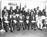 Gathering of A.E. Wright masons