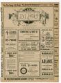 """Superba"" theater program, Bijou Opera House, Minneapolis, Minnesota"