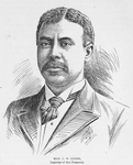 Hon. J.W. Lyons, register of the treasury