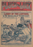 Larry of the Lantern, or, The smugglers of the Irish coast