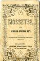 Mossetse, the African orphan boy