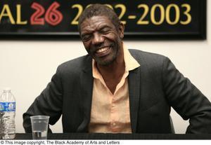 Vondie Curtis Hall laughs