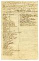 Affadavit describing Confederate depredations in Morgan County