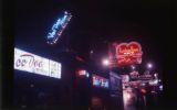 Printer's Alley, Nashville, Tennessee, 1963