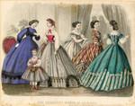 English fashions, 1863