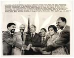 Senator George McGovern with Black Leaders