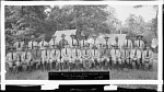 Reserve Officers of the 428th and 429th Infantry, Fort Washington, MD. July 1 - 14 1934 [cellulose acetate photonegative, banquet camera format]