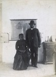 Mr. and Mrs Taylor, in Senegal