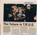 The future is T.R.U.E., 'Boston Metro' article on the founders of 'T.R.U.E. Magazine'