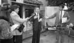 John Van de Kamp, Los Angeles, 1986