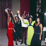 Berry Gordy, Gwen Gordy, Iris Gordy, Los Angeles