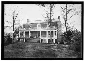 McLean House, Appomattox, Appomattox County, VA