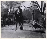 Rural horseman