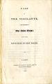 Case of the Vigilante: a ship employed in the slave-trade...
