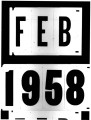 School Desegregation in the Southern and Border States, February 1958 Statistics
