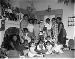 Holiday photo, Los Angeles, ca. 1955