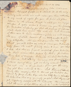 Letter from Arnold Buffum, Philadelphia, [Pennsylvania], to William Lloyd Garrison and Isaac Knapp, 1834 [December] 13
