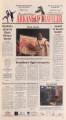 The Arkansas Traveler, February 9, 2005; Students Observe Black History Month; Arkansas traveler (Fayetteville, Ark.); Traveler