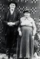 Gilbert Abbott and wife Nancy E. Reagan Abbott