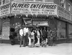 Oliver's Enterprises, Los Angeles, 1970