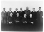 Officers and executive committee of the Atlanta branch: Peyton A. Allen, George A. Towns, Benjamin J. Davis, Sr., the Rev. L.H. King, Dr. William F. Penn, John Hope, David H. Sims, Harry H. Pace, Dr. Charles H. Johnson, Dr. Louis T. Wright, and Walter F. White
