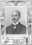 H. R. Butler, A. M., M. D. [recto]